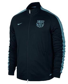Nike Chaqueta FC Barcelona 2015-16: Amazon.es: Deportes y ...