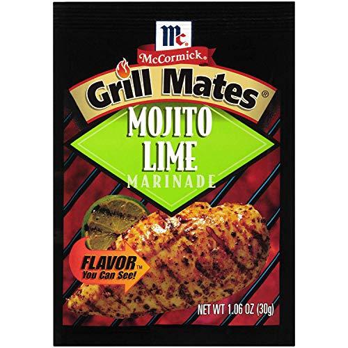 McCormick Mojito Lime Grill Mates Marinade Mix, 1.06 OZ (Pack - 1)