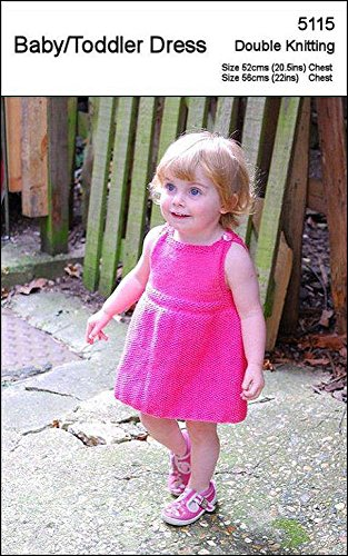 Babytoddler Dress Knitting Pattern Kindle Edition By Dorothy Bell