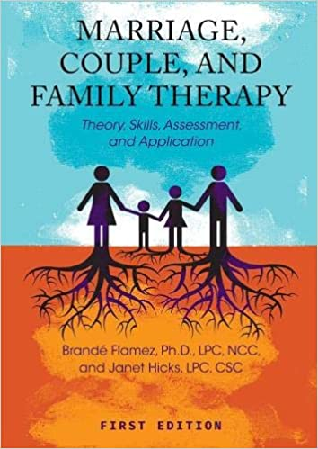 Marriage, Couple, and Family Therapy [Brandé Flamez]