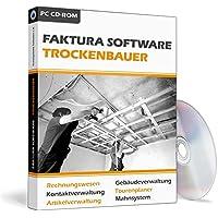 Faktura Software Trockenbauer - Rechnungsprogramm