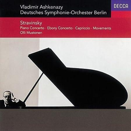 Stravinsky, Mustonen, Ashkenaz...