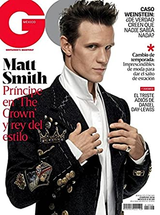 GQ Mexico February 1, 2018 issue