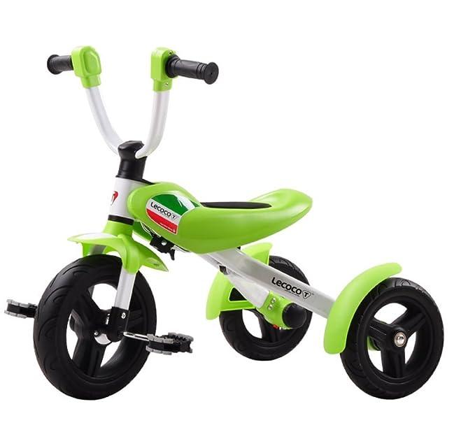 DACHUI niños plegable triciclo, bicicleta, bebé bicicleta ...