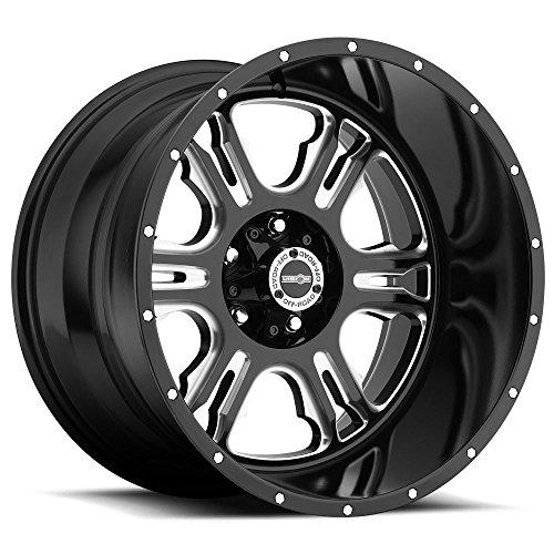 Vtech Rage 397 Gloss Black Milled Spoke Rear Wheel with C...