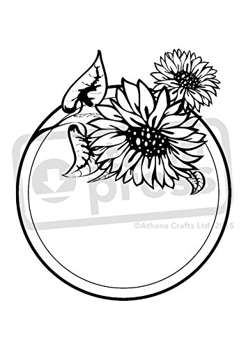 Unmounted Rubber Stamp (SP00006417) (Frame Rubber Stamp)