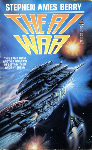book cover of The AI War