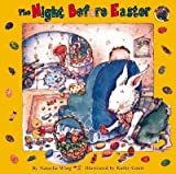 img - for [(The Night Before Easter )] [Author: Natasha Wing] [Feb-1999] book / textbook / text book