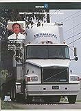 1993 White GMC Sleeper Aero Conventional Tractor Trailer Truck Brochure