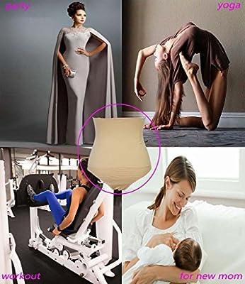 SEXYWG Women High-Waist Thong Shapewear Body Tummy Control Cincher Boyshorts