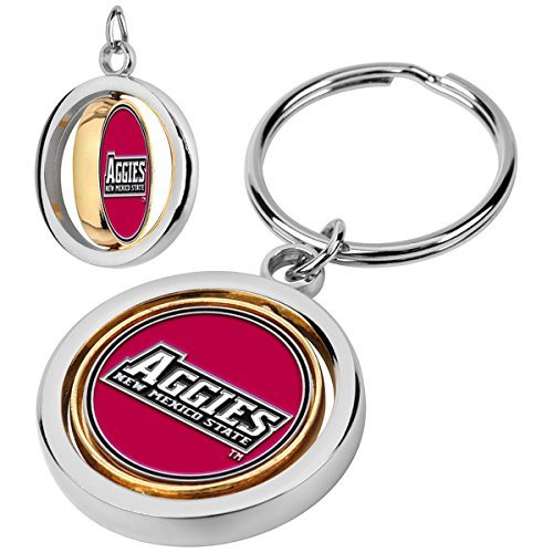 LinksWalker NCAA New Mexico State Aggies - Spinner Key Chain