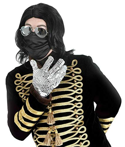 King of Pop Costume Kit -