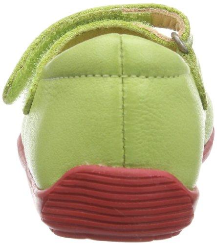 Pololo Granada pistazie 7-01-413 - Bailarinas de cuero, color verde, talla 19 Verde (Grün (Pistazie 413))