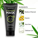 Blackhead Remover Mask, Peel Off Blackhead Mask, Black Mask - Deep Cleansing Facial Mask for Face & Nose