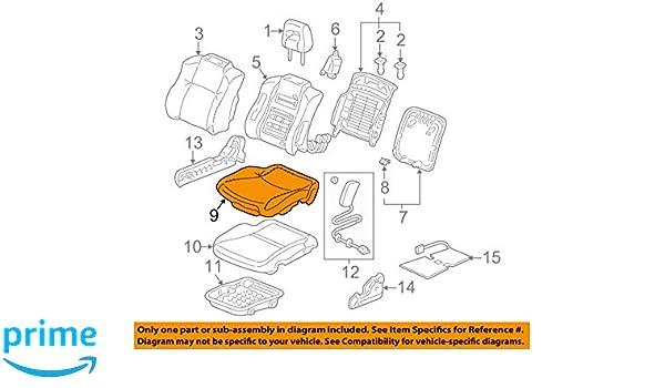 TOYOTA Genuine 71076-0C180-E1 Seat Cushion Cover