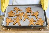Fred & Friends Ninjabread Men Cookie Cutters, Garden, Lawn, Maintenance