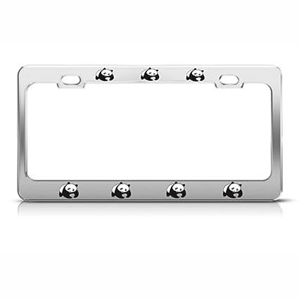 LADYBUG LADYBUGS Metal License Plate Frame Tag Holder
