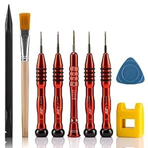 Kit de Herramientas Destornillador Macbook con Pentalobe 5 Puntas 1.2 para Macbook Pro, Air, Retina 11 13 15 17 inch