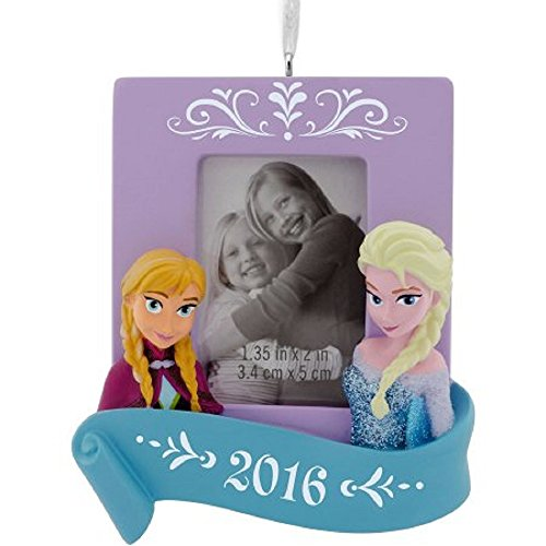 Hallmark 2016 Disney Frozen Sisters Photo Frame -