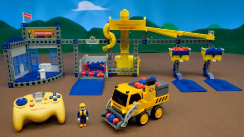 Rokenbok ROK Works Construction & Action Set Rokenbok Building