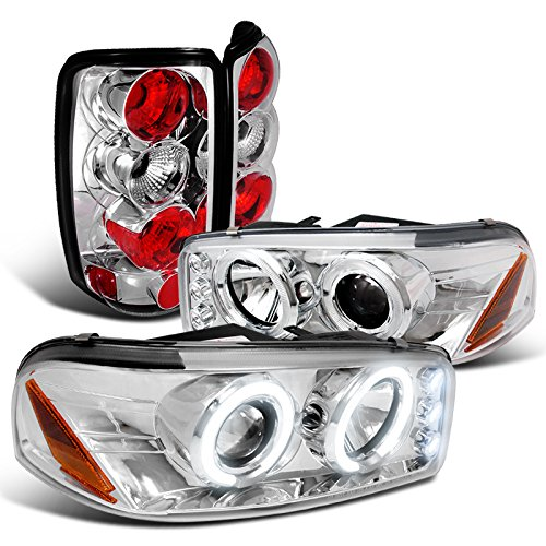 05 denali halo headlights - 6