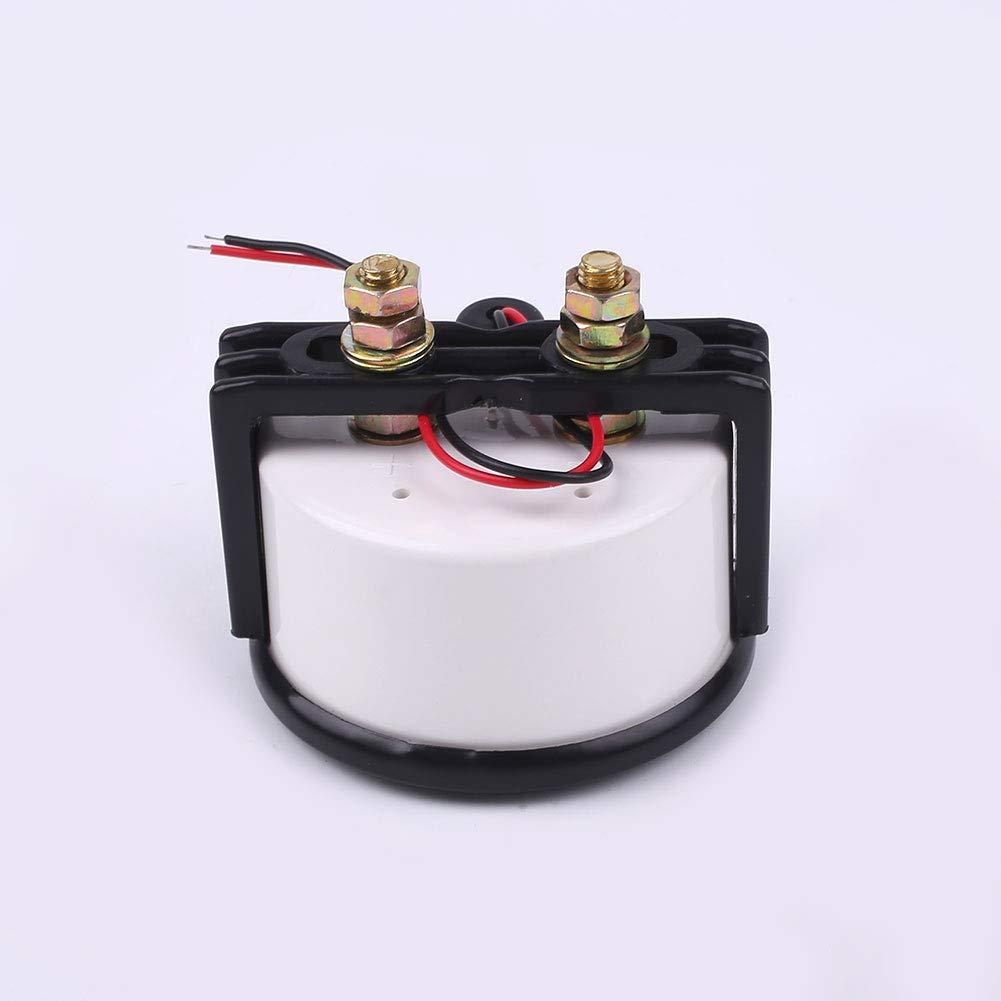 OYJJ 2 52MM Pointer Dial Car Vehicle Ammeter Ampere Meter Current Gauge Tester
