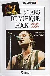 50 ANS DE MUSIQ.ROCK NP    (Ancienne Edition)