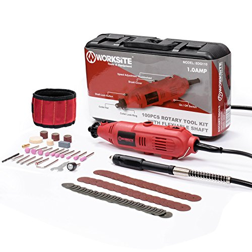 powerful motor and generous accessory kit