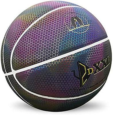 xiangpian183 Baloncesto Iluminado, Baloncesto Reflectante ...