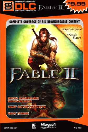 Fable II DLC Mini-Guide (Bradygames Downloadable Content Guides)