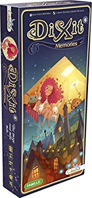 DIXIT Expansión - Todas las expansiones disponibles - Dixit Memories (Libellud DIX08ML): Amazon.es: Juguetes y juegos