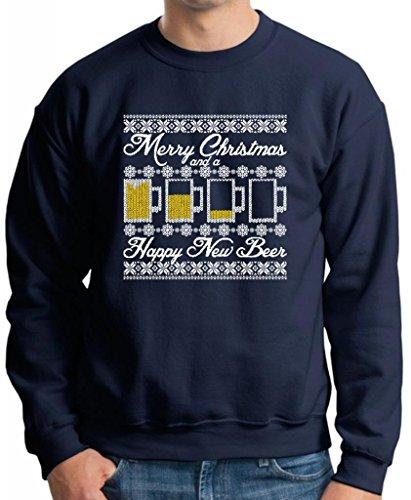 Christmas Sweater Premium Crewneck Sweatshirt