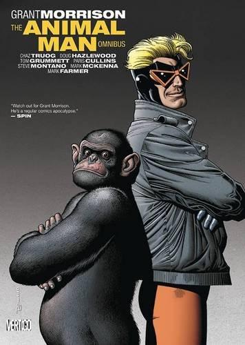Download The Animal Man Omnibus ebook