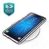 Galaxy S9 Case, [Scratch Resistant] i-Blason Clear