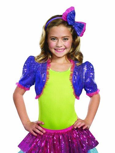 Dancewear Costumes Sale (SugarSugar Dance Craze Bolero Shrug, Purple, Small/Medium)