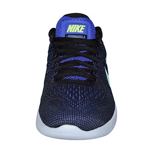 Nike Womens Lunarglide 8 Hardloopschoen (persian Violet / Green Glow, 10 B (m) Us)