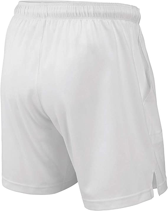 Wilson M Rush 7 Pantalón Corto de Tenis, Hombre: Amazon.es: Ropa y ...