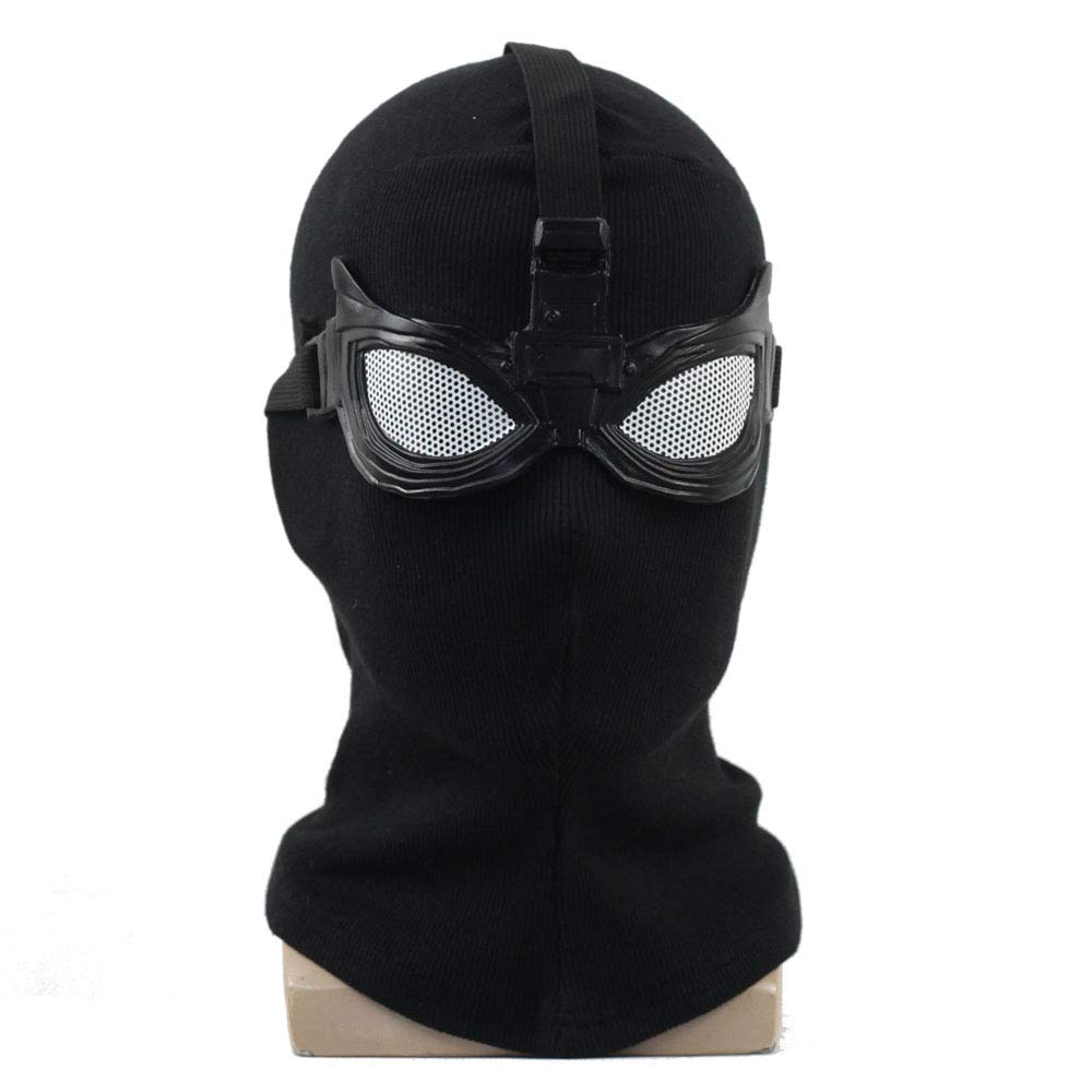 Far from Home Cosplay Mask Hood Accessories (Knitting)