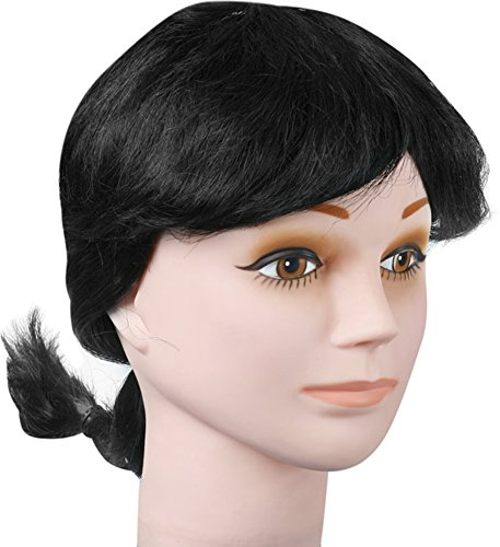 Women's Olive Oil Halloween Costume Wig (Olive Oyl Fancy Dress)