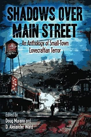 book cover of Shadows Over Main Street