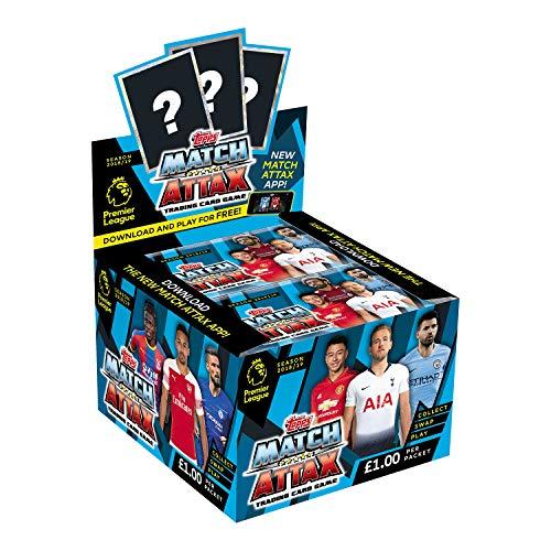 Match Attax 2018/19 Trading Card Game (x50 Packs)