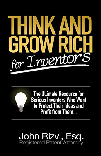 Think And Grow Rich For Inventors by John Rizvi ebook deal