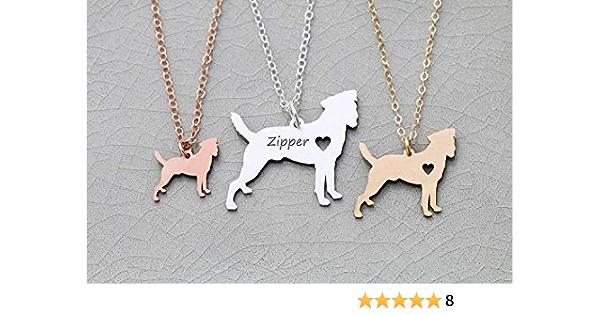 Jack Russell Jewelry Sterling Silver Handmade Jack Russell Terrier Ankle Bracelet  J11B-A