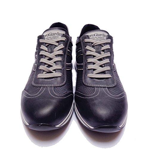 Nero Giardini - Zapatillas de Piel para hombre azul turquesa 41.5