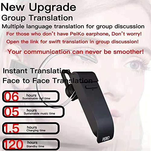 FidgetGear 25 Languages Translation Headphones Smart: Amazon in