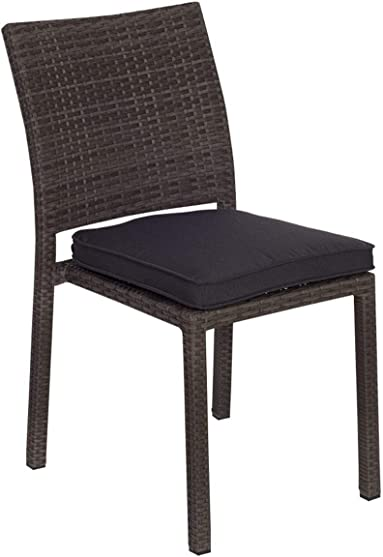 Atlantic Patio Amazonia Atlantic Liberty 4-Piece Patio Dining Stackable Chair