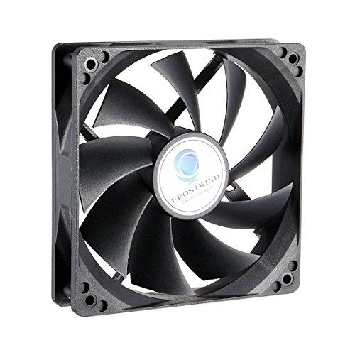 uxcell 120mm USB Fan Router Cooling Fan 5V DC DVR Cooling Bl