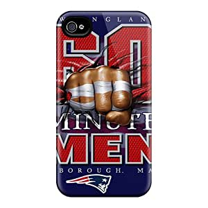 Iphone 6 ZlH14330DlpZ Allow Personal Design Fashion New England Patriots Series Protective Hard Phone Case -Marycase88