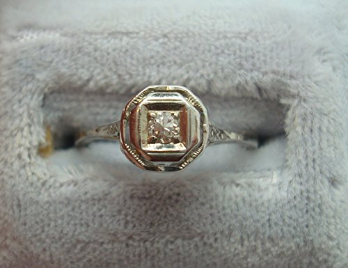 0.05 Ct Genuine Diamond - 4
