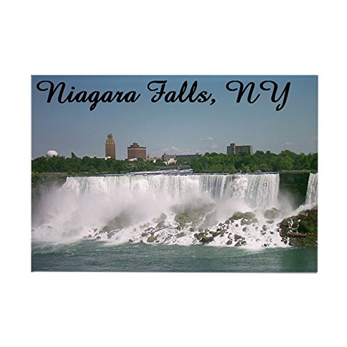 CafePress Niagara Falls,NY Rectangle Magnet, 2